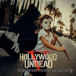 Hollywood Undead - Riot. FLAC